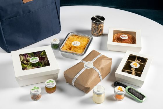 World's Best Restaurants Release At-Home Meal Kits