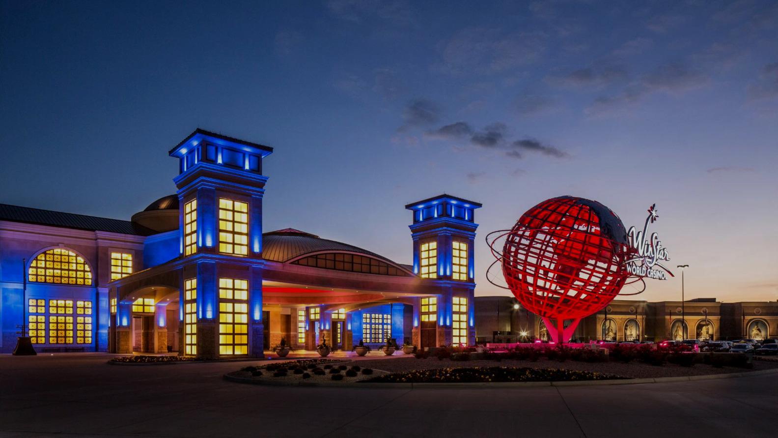 Hotel gambling profits value global gambling industry