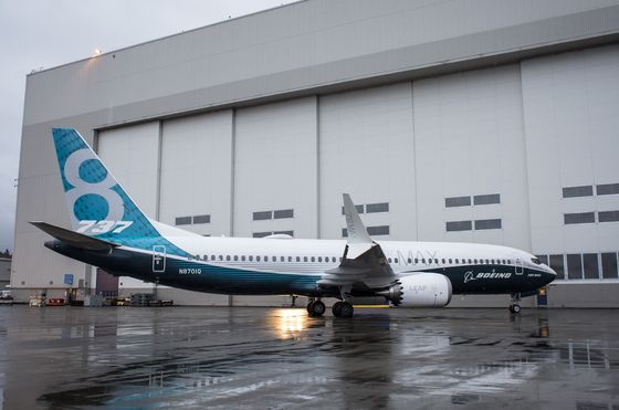 Boeing Plane That Crashed in Indonesia Was Most Recent 737 Model