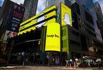 Snap Inc. signage
