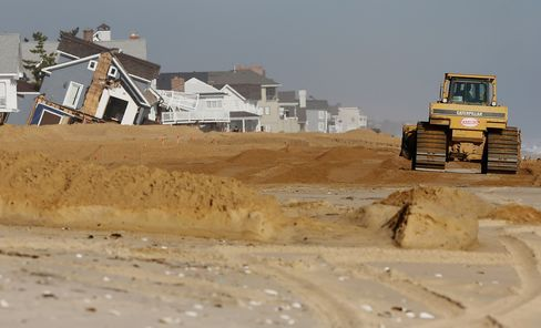 Jersey Shore Beach Fees Debated for Towns Assured Sandy Aid