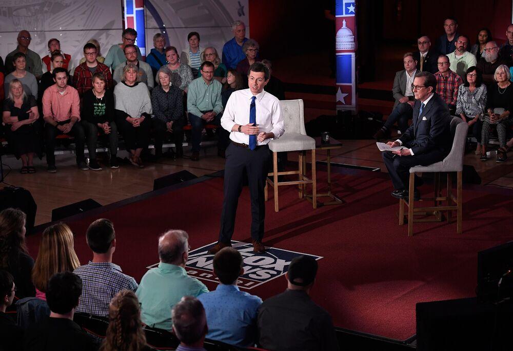 Buttigieg Looks to Expand His Reach Through Fox News Town Hall