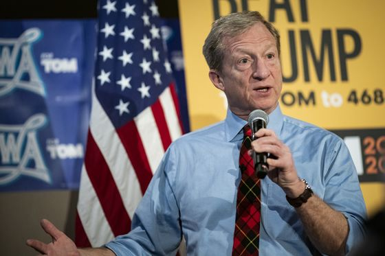 Big Money Makes a Big Comeback in Race for Democratic Nomination