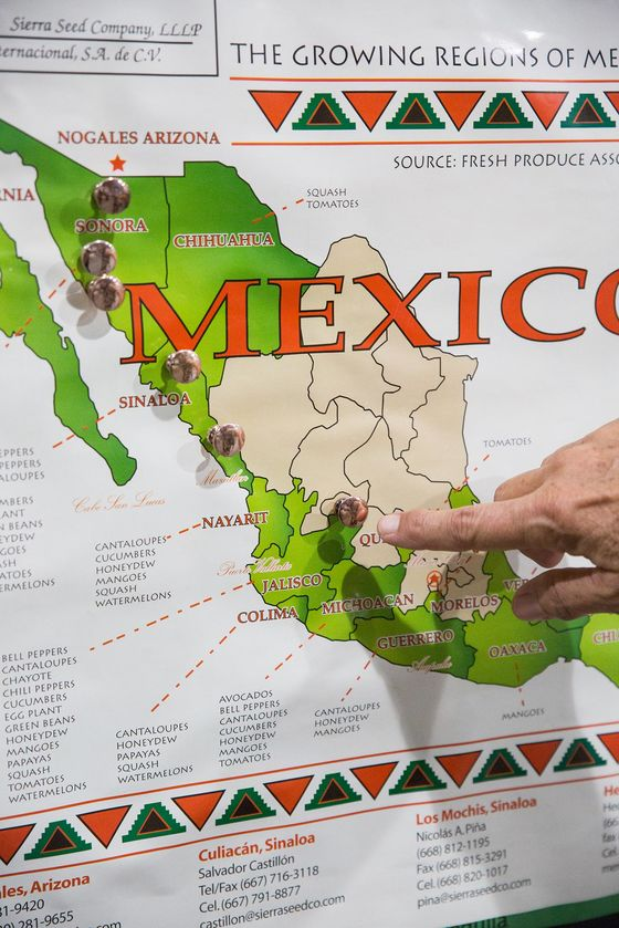 The U.S.-Mexico Border Is Becoming a Banking Desert