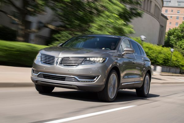 Lincoln Mkx Suv Bloomberg
