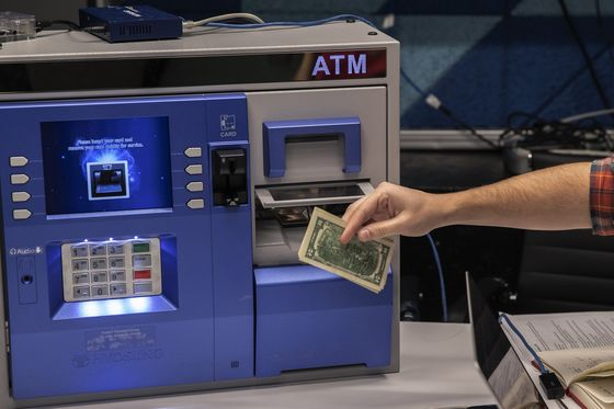 Nautilus ATM Flaws Could Allow Hackers Access to Cash, Data