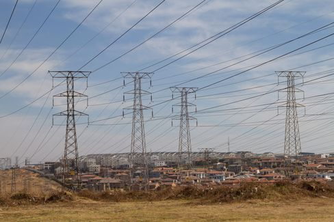 South Africa's Power Outages