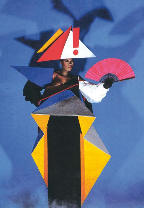 Grace Jones Dress