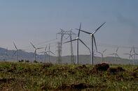 Wind Farm Operations As Biden To Bet Big On $3 Trillion Infrastructure Program