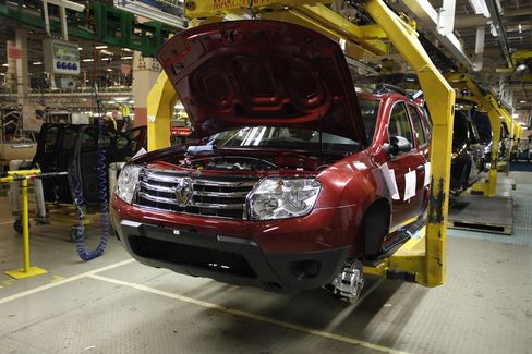 Renault Duster Finds Bright Spot in India as Europe Slides