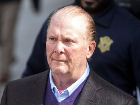 Chef Mario Batali, Partner to Pay $600,000 in Harassment Deal