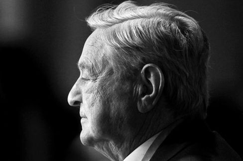 George Soros Isn't Dead, and Neither (He Hopes) Is J.C. Penney