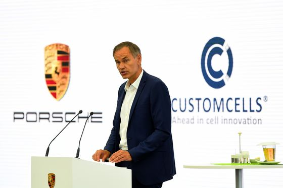 Porsche to Make High-Performance Battery Cells in Germany