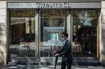 Tiffany & Co. Luxury Jewellery Stores As LVMH Abandons $16 Billion Deal Over U.S. Tarrifs