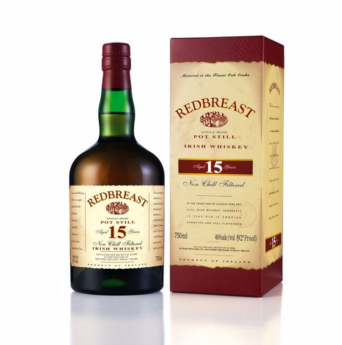 Redbreast Pure Pot Still