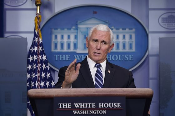 Pence Says Covid Vaccine Distribution Could Begin Mid-December