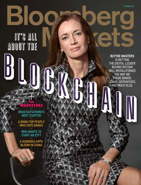 This story appears in the October 2015 issue of Bloomberg Markets.