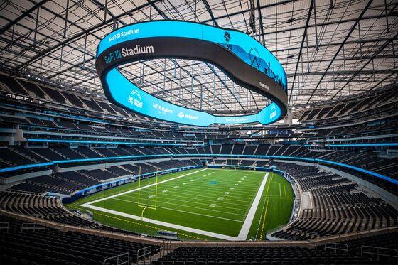 Rams Owner Stan Kroenke Debuts His $5.5 Billion Dream Stadium