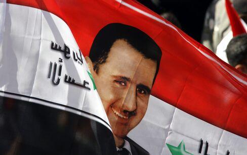Assad Spending Spree May Rebound as Syria Runs Short of Cash