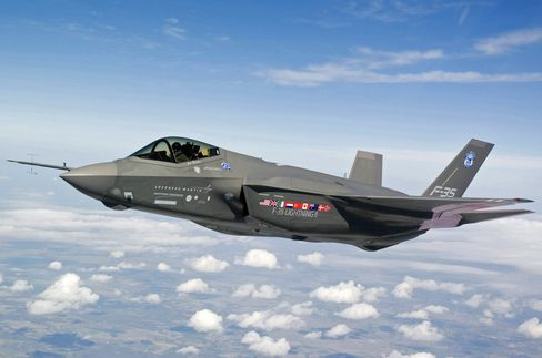 Lockheed Stealth Jet May Beat Boeing, Eurofighter for Japan