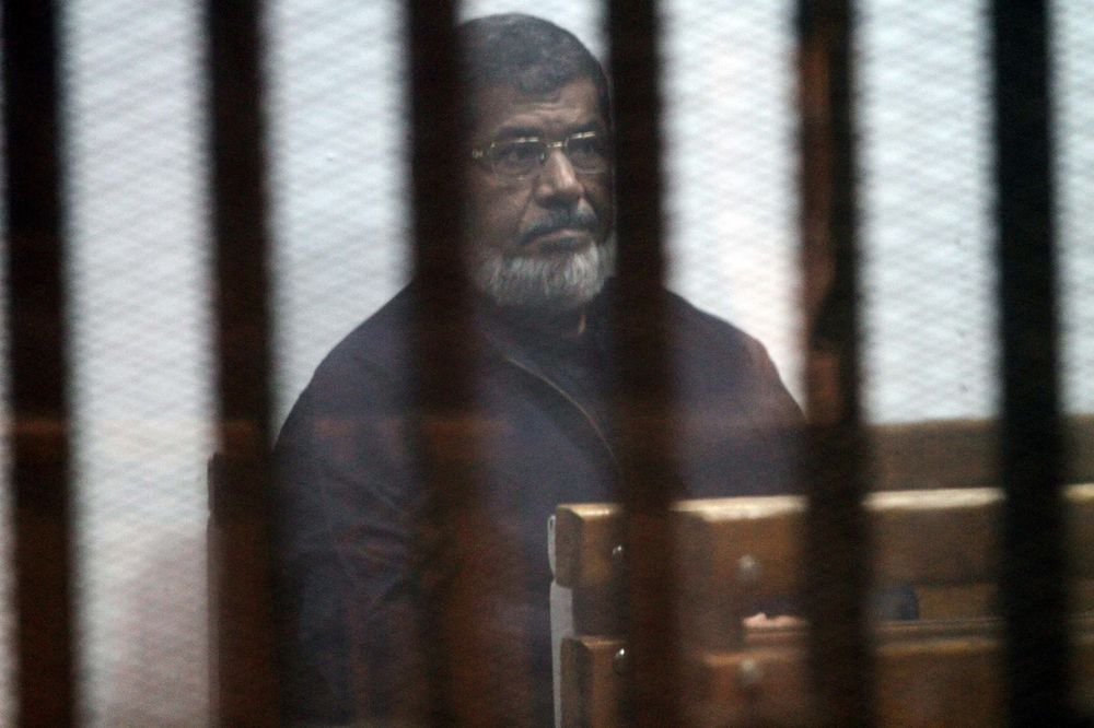 Mohamed Mursi: a Footnote in Egypt's History