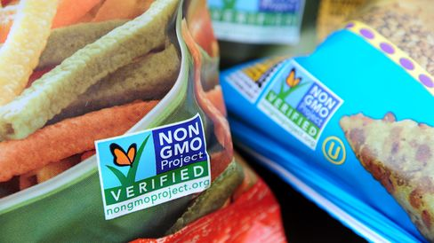 Non-GMO Labels on Food
