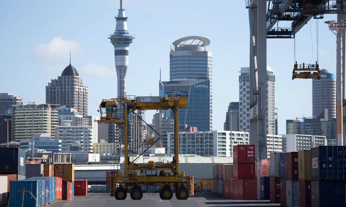 New Zealand Economic Growth Slows to More Than Five-Year Low