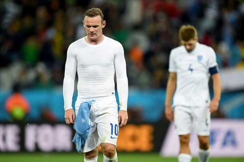 Why England Should Stop Competing in the World Cup