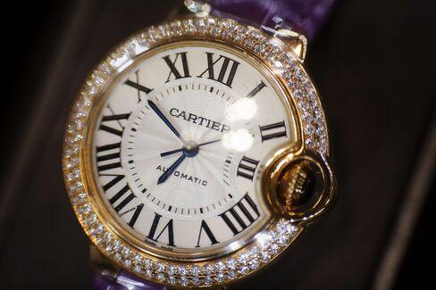 Cartier's Ballon Bleu watch