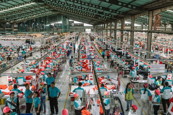 Distressed Indonesian Clothing Maker Drops to Record Lows