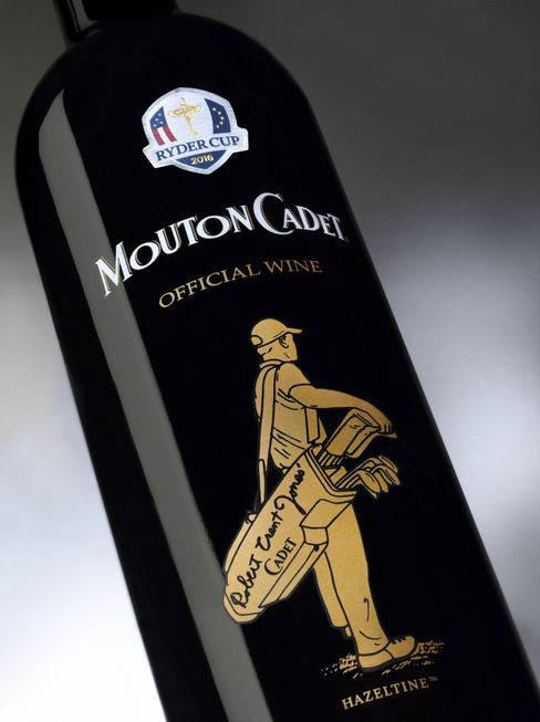 Mouton Cadet has produced a limited edition wine for the 2016 Ryder Cup.