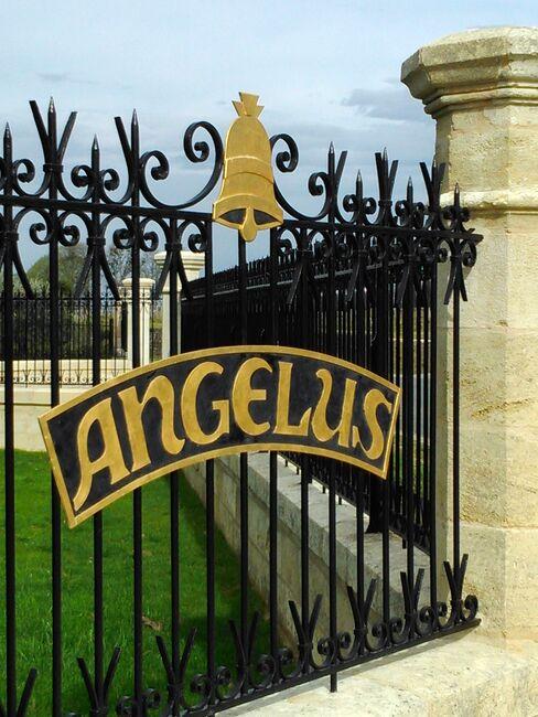 Chateau Angelus, a wine estate in Bordeaux's Saint-Emilion region.