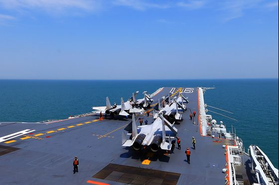 China Sends 25 Warplanes Near Taiwan in Biggest Drill This Year