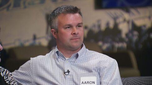 Aaron, Iowa teacher