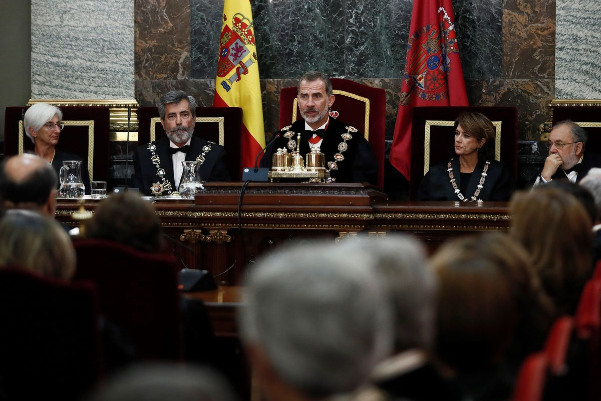 Spanish King Asks Whether It's Election Time Again for Sanchez