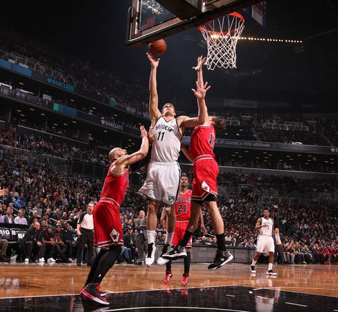 Brooklyn Nets Top Chicago Bulls to Stay Alive in NBA Playoffs