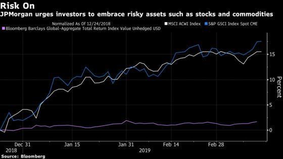 JPMorgan's Kolanovic Says Time to Get Over Your Fear of Stocks