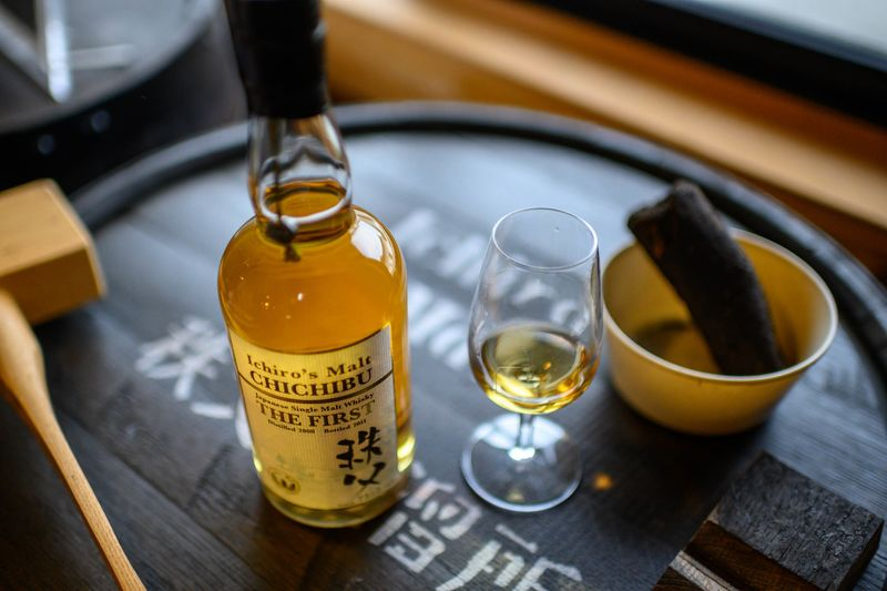 That Expensive Japanese Whisky May Be Mostly Scotch
