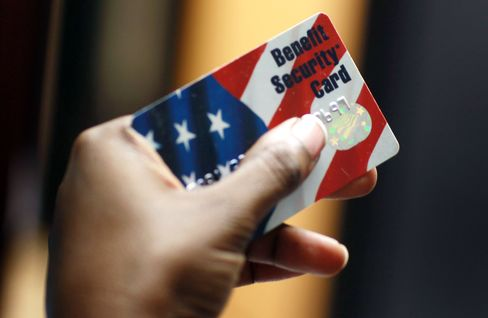 New Jersey's Richest County Leads Rise in Food Stamp
