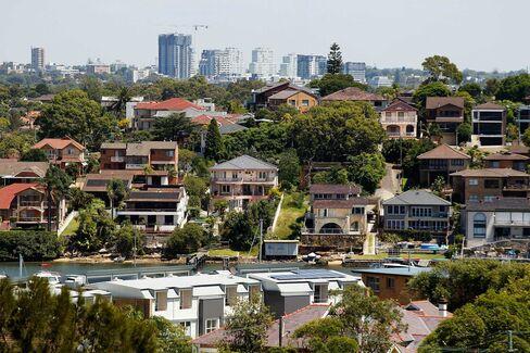 Sydney Housing As Aussie Property Perks In Crosshairs