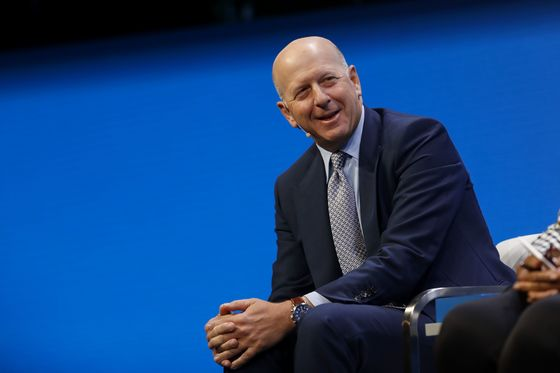 Goldman Sachs Ushers In New Era as Solomon Takes CEO Reins