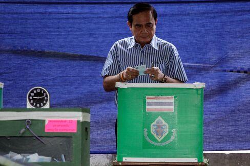 Thai Constitutional Referendum