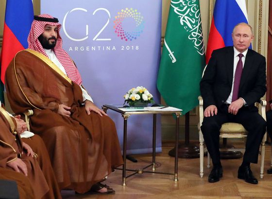 Russia and SaudiDiffer on How to Share Oil Cuts