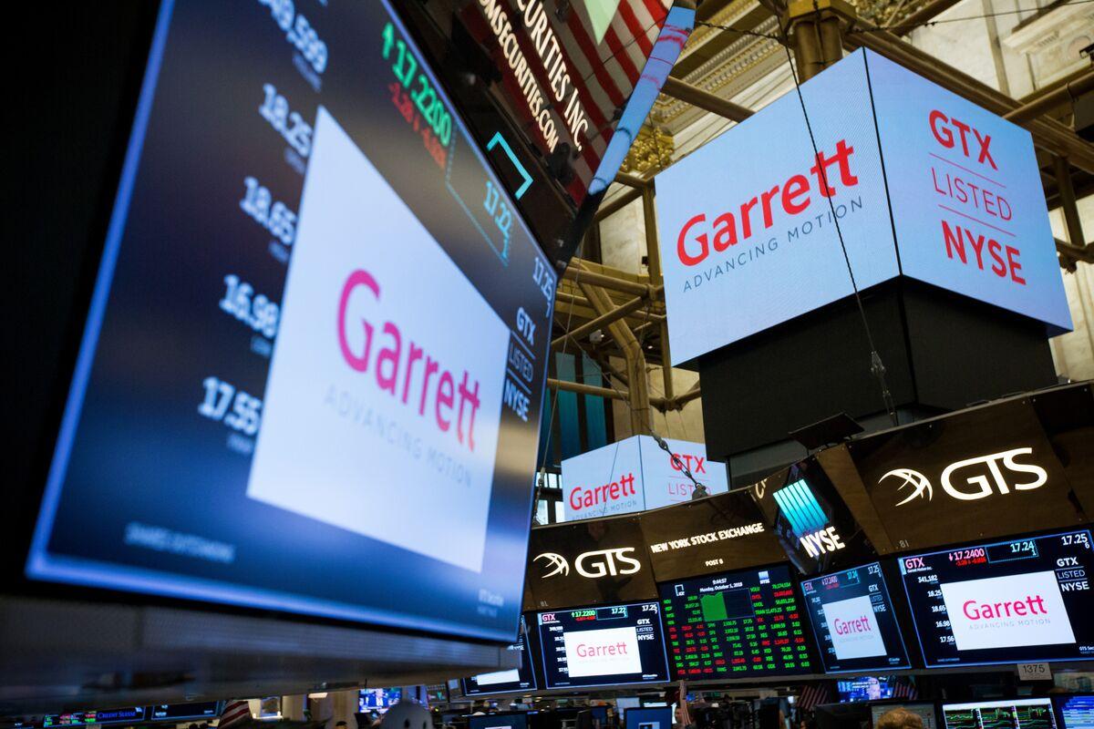 Garrett Motion Creditors Seek Honeywell Support for Rival Loan