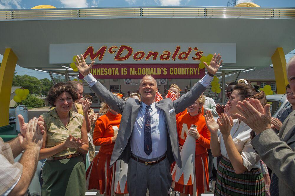 4241a4612f5540 1483651739 founder still michael-keaton lg. Michael Keaton as Ray Kroc ...