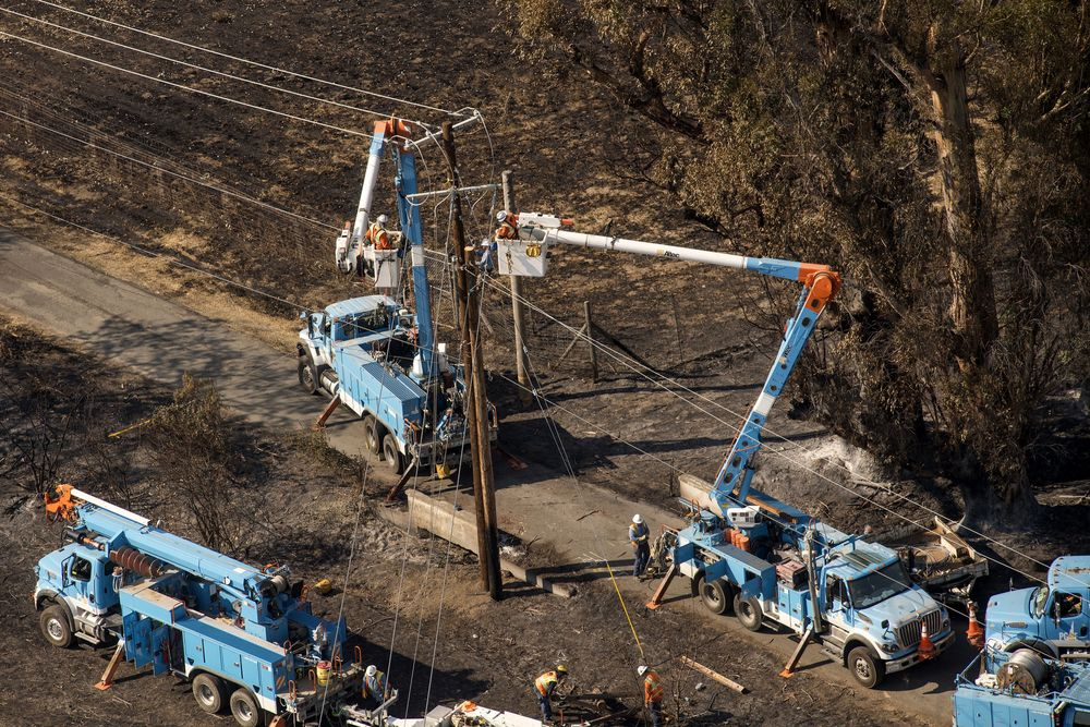 Pg E Bonds Belie Fear Of Imminent Bankruptcy Over Wildfires
