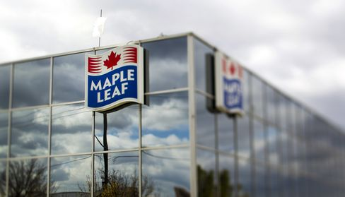 Maple Leaf Investors Undeterred by Bakery Blip: