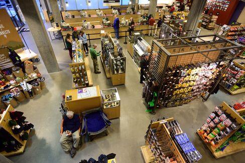 An REI store in Portland, Ore.