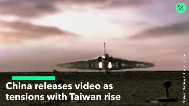 Chinese Air Force Releases New Video
