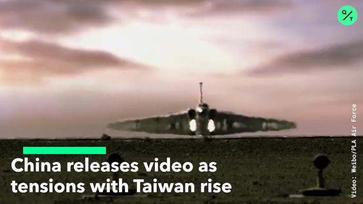 relates to Chinese Air Force Releases New Video